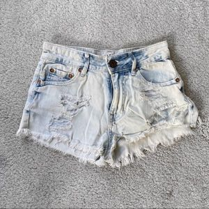 Bullhead High Rise Short Size 0